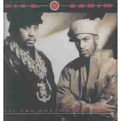 Eric B & Rakim Let The Rhythm Hit 'Em CD