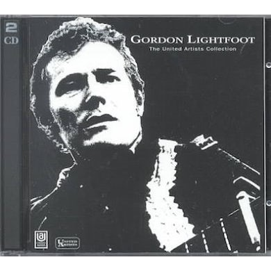 Gordon Lightfoot The United Artists Collection (2 CD) CD