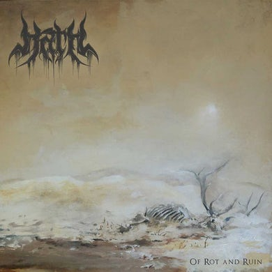 Hath Of Rot And Ruin CD