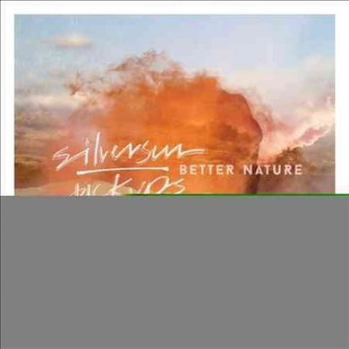Silversun Pickups Better Nature CD