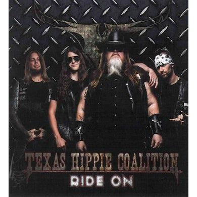 Texas Hippie Coalition Ride On CD