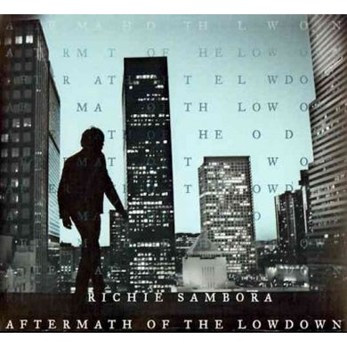 Aftermath Of The Lowdown CD