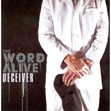 The Word Alive Deceiver CD