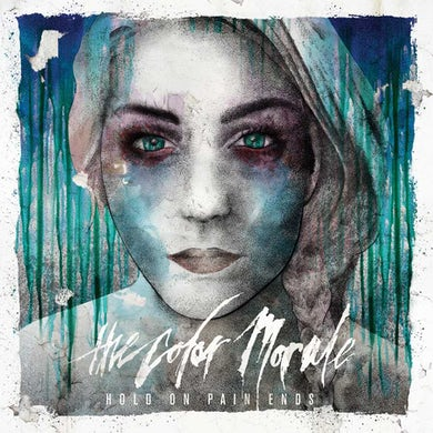 The Color Morale Hold On Pain Ends CD
