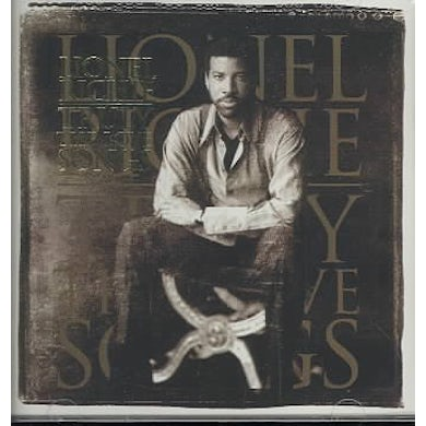 Lionel Richie Truly: The Love Songs CD