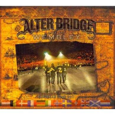 Alter Bridge Live At Wembley CD