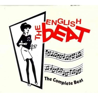 English Beat The Complete Beat CD