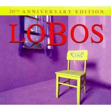Los Lobos Kiko (20Th Anniversary Edition) CD