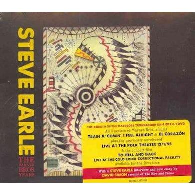 Steve Earle & The Dukes Warner Bros Years,The CD