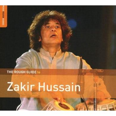 Rough Guide To Zakir Hussain CD