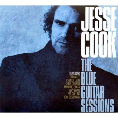 Blue Guitar Sessions CD