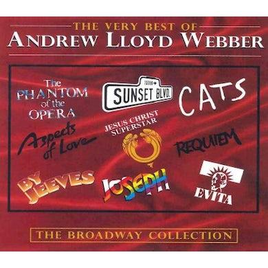 The Very Best Of Andrew Lloyd Webber (OC) CD