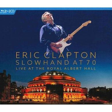 Eric Clapton Slowhand at 70 - Live At The Royal Albert Hall (2 CD/Blu-Ray Combo) CD