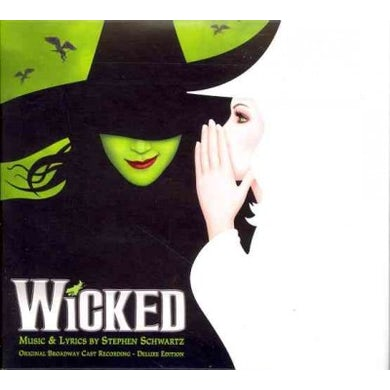 Soundtrack Wicked (Orginal Cast Recording) (2 CD)(Deluxe Edtion) CD