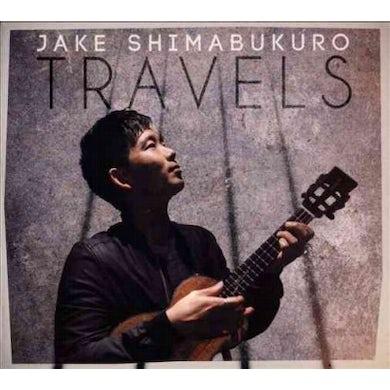Jake Shimabukuro Travels [Digipak] CD