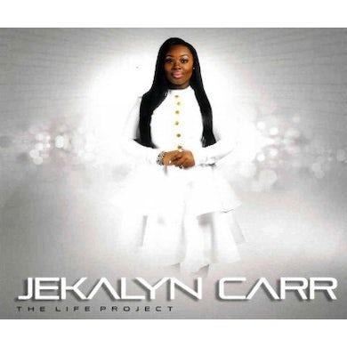 Jekalyn Carr Life Project CD