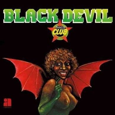 Black Devil Disco Club CD