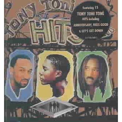 Tony Toni Tone Hits CD