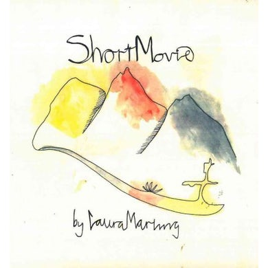 Laura Marling Short Movie CD