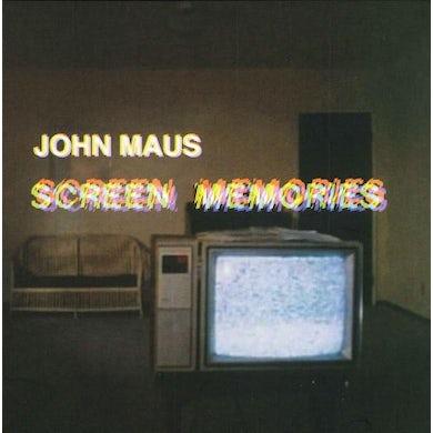 John Maus Screen Memories CD