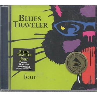 Blues Traveler Four CD