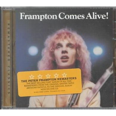 Peter Frampton Frampton Comes Alive! CD