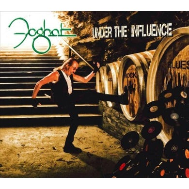 Foghat Under The Influence CD