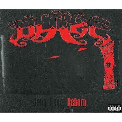 Gang Rags: Reborn (Explicit) CD