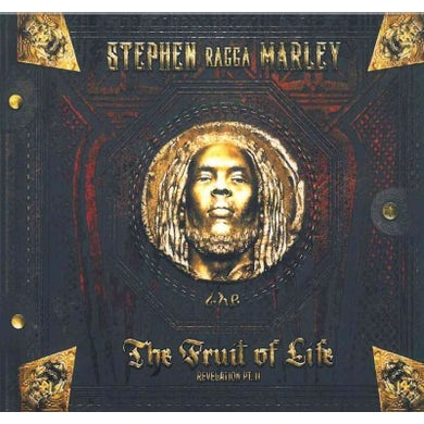 "Stephen Marley Revelation Part II: ""The Fruit of Life"" CD"
