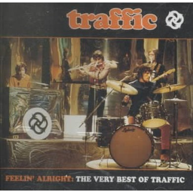 Traffic The Definitive Collection CD