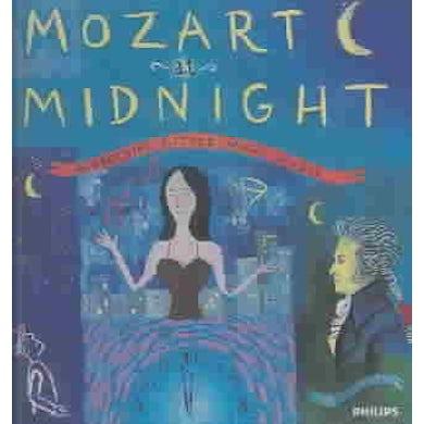 Wolfgang Amadeus Mozart At Midnight CD