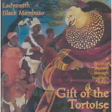 Ladysmith Black Mambazo Gift Of The Tortoise: A Musical Journey Through Southern Africa CD