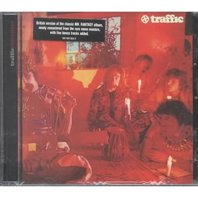 Traffic Mr. Fantasy (Remastered U.K. Mono Version) CD