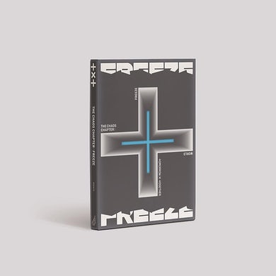 TOMORROW X TOGETHER The Chaos Chapter: FREEZE (world VERSION) CD