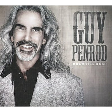 Guy Penrod Breathe Deep CD