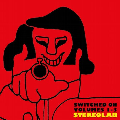 Stereolab Switched On Volumes 1-3 CD
