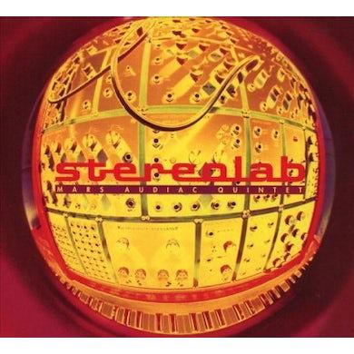 Stereolab Mars Audiac Quintet CD