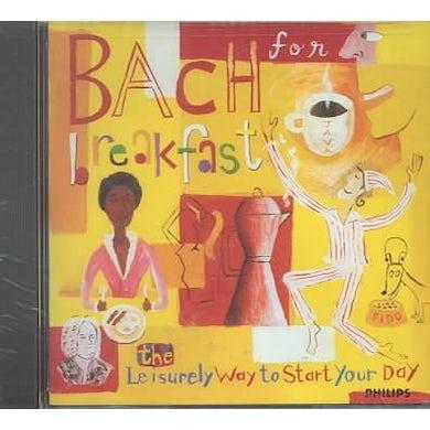 Johann Sebastian Bach Bach For Breakfast CD