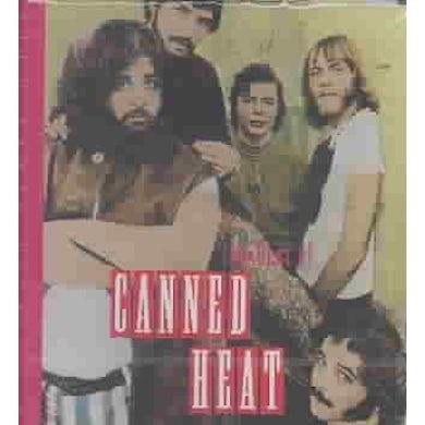Canned Heat Best Of CD