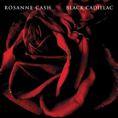 Rosanne Cash Black Cadillac CD