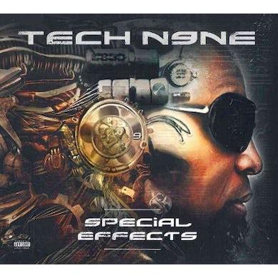 Tech N9Ne Special Effects CD