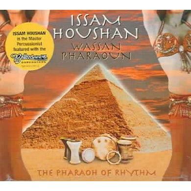 Issam Houshan Wassan Pharaon CD