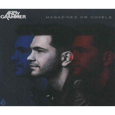 Andy Grammer Magazines Or Novels CD