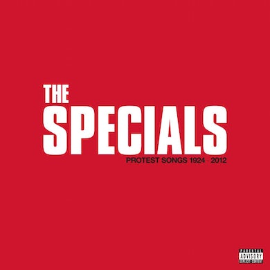 The Specials PROTEST SONGS 1924 – 2012 (X) CD