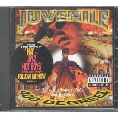 Juvenile 400 DEGREEZ CD