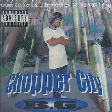 Chopper City CD