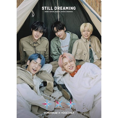 TOMORROW X TOGETHER STILL DREAMING (LIMITED EDITION A - CD/BOOK) CD