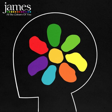 James ALL THE COLOURS OF YOU CD