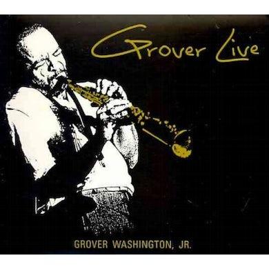 Grover Washington Jr. Grover Live CD