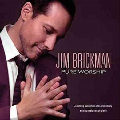 Jim Brickman Pure Worship CD
